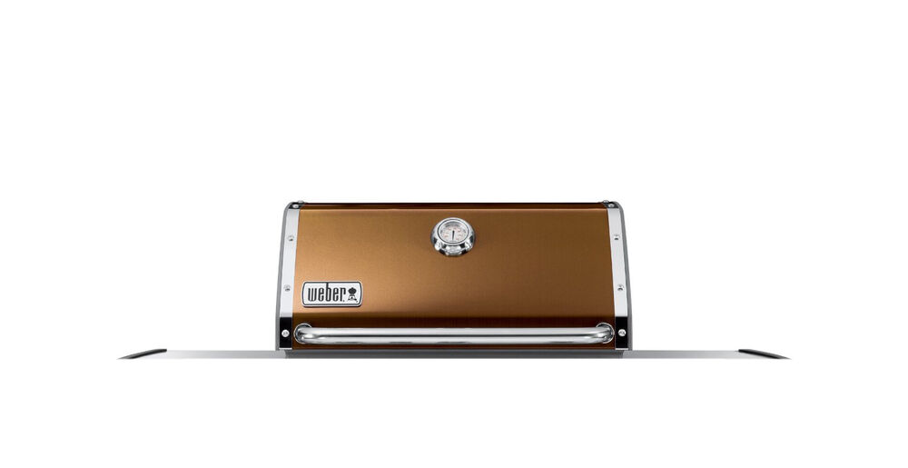 Weber genesis copper replacement grill lid ebay for Weber grill alternative