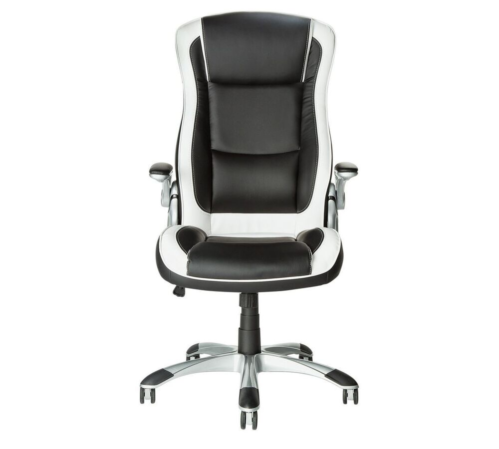 Dexter Office Chair Black And White Now Only Ebay