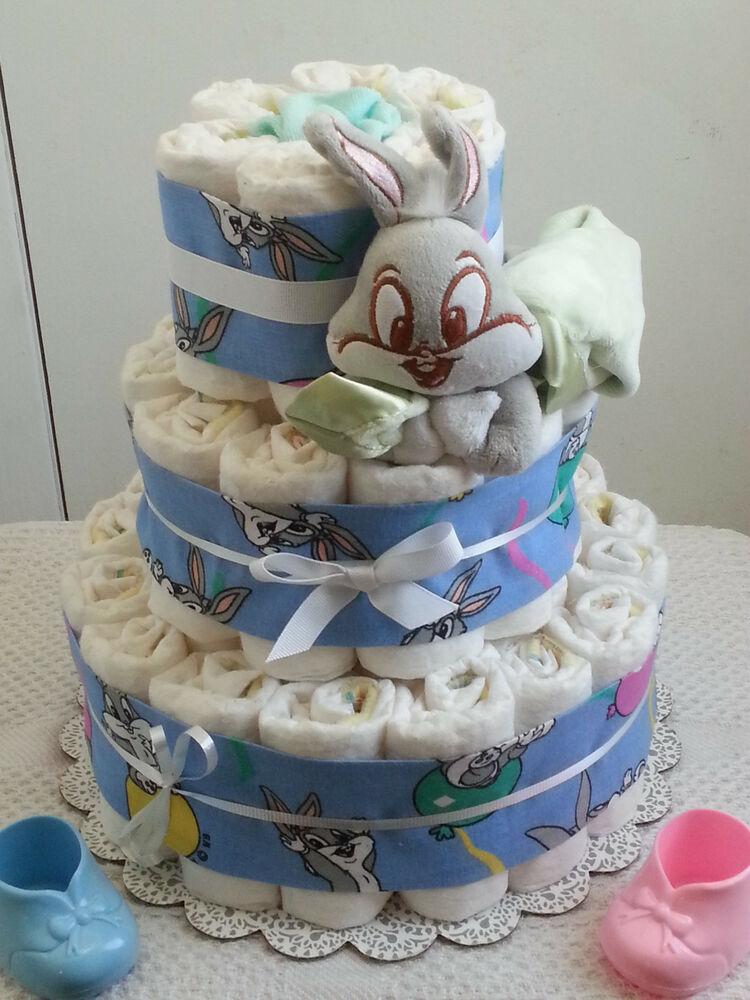 Butterfly Diaper Cake Ideas