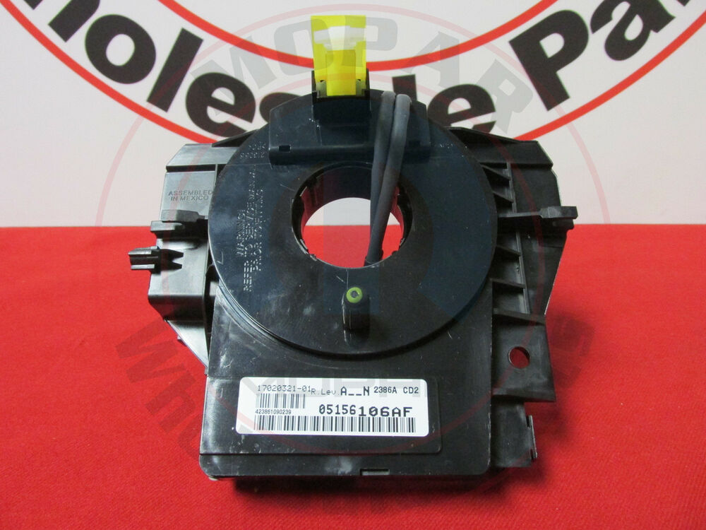 Dodge Chrysler Jeep Genuine Replacement Clockspring New