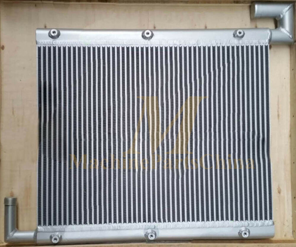 Oil Coolers For Hydraulic Systems : Hydraulic oil cooler for hitachi ex