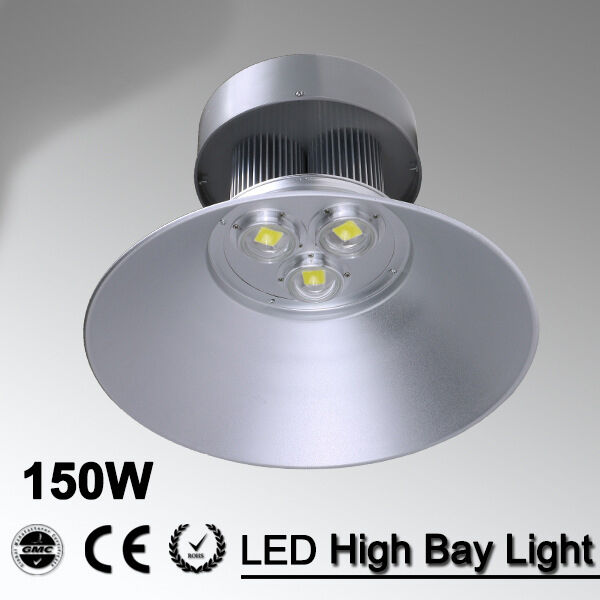 150W LED High Bay Light For Warehouse Mall Gym Industrial