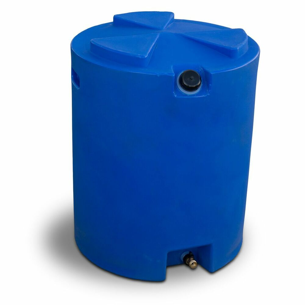 Wise Emergency Stackable 50 Gallon Water Storage Tank  Bpa