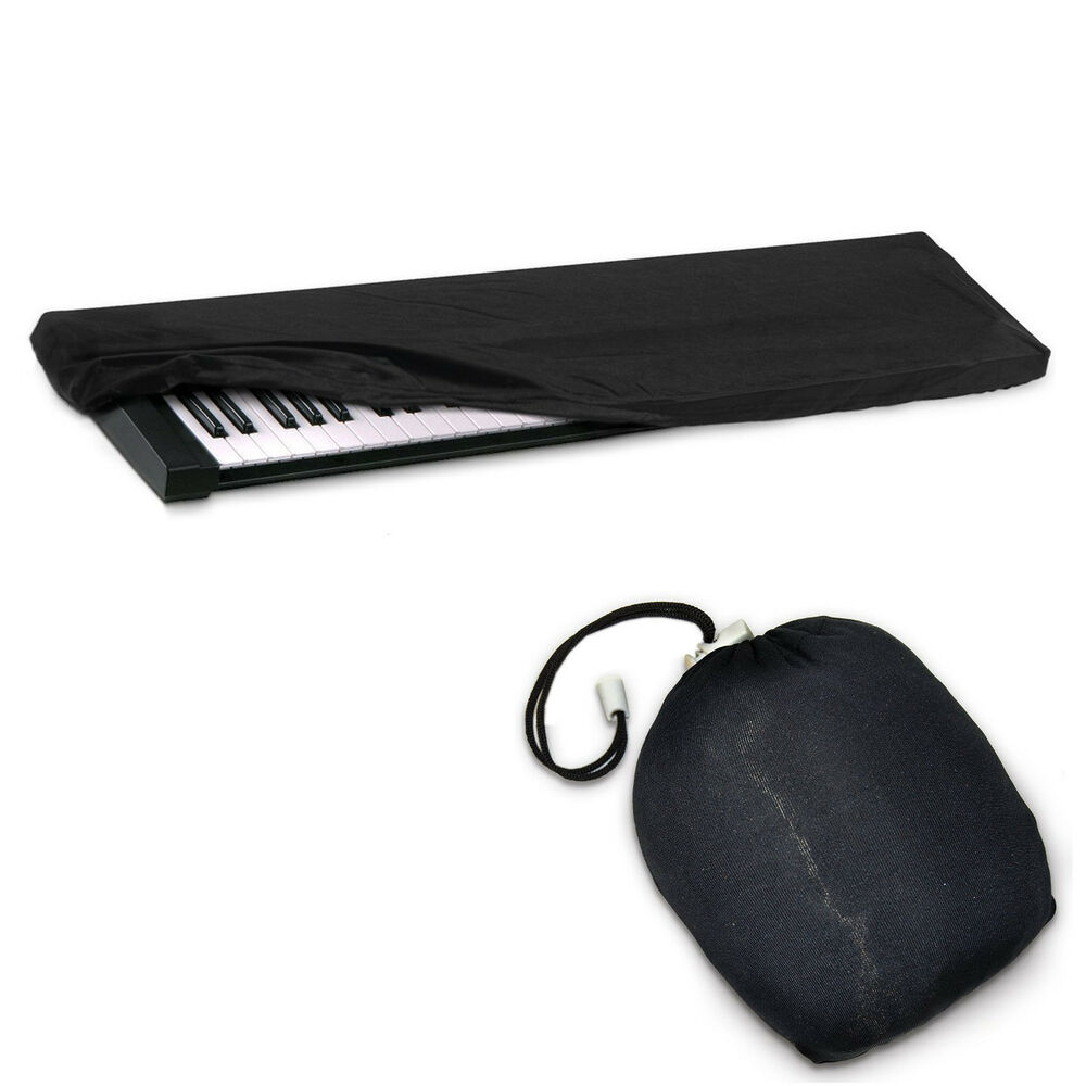 elastic dust cover w bag for yamaha 76 88 key electronic