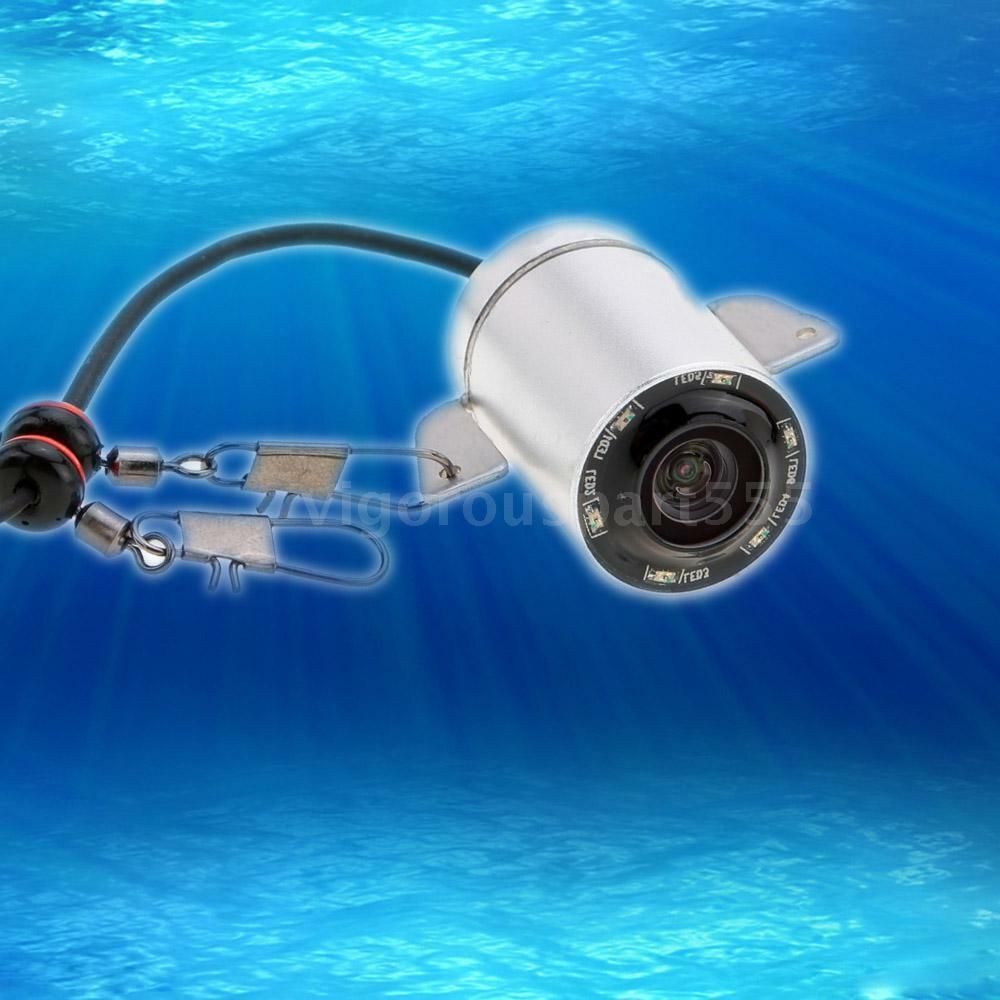Lcd Monitor Night Vision Underwater Video Camera Fish
