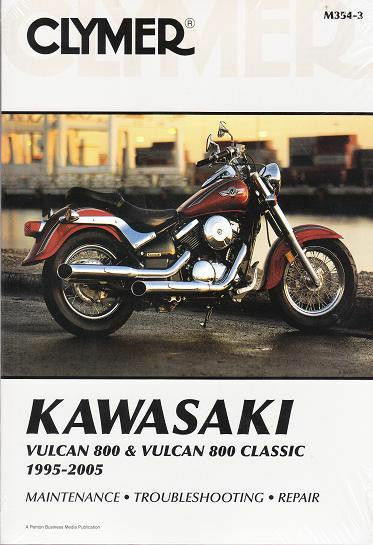1995 2005 kawasaki vulcan 800 classic vn800 repair manual. Black Bedroom Furniture Sets. Home Design Ideas
