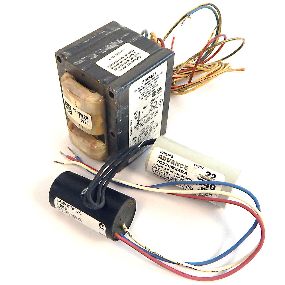 Philips Advance Cw Autotransformer Ballast 71a545a3 W