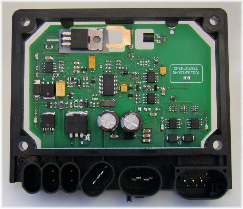 aftermarket controller ecu for webasto thermo top z c. Black Bedroom Furniture Sets. Home Design Ideas