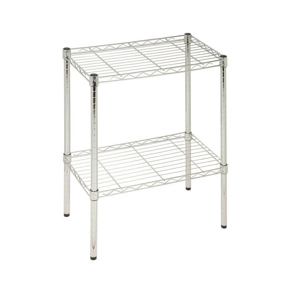 Small Wire Kitchen Shelves