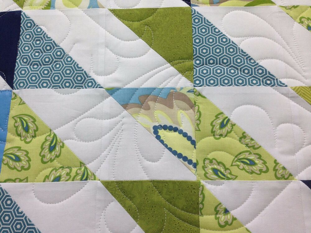 Longarm Quilting Service Baby Crib Size Ebay