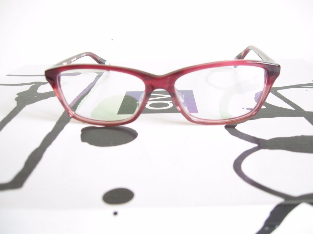 Italian Glasses Frame Company : New Red and Pink Eyeglass Frames Italian Design Handmade ...
