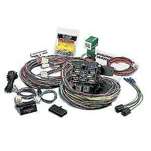 painless performance 50002 21 circuit pro street wiring