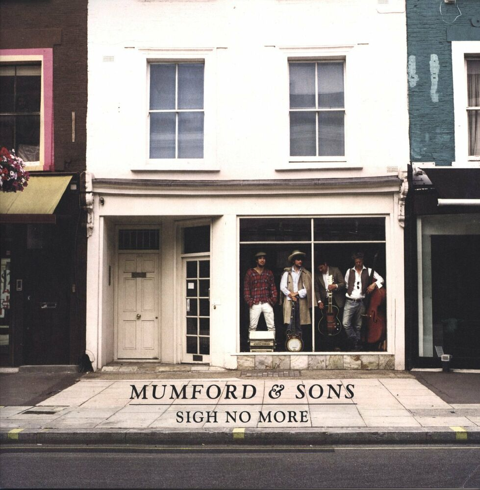 MUMFORD & SONS - SIGH NO MORE (LP Vinyl ) sealed | eBay