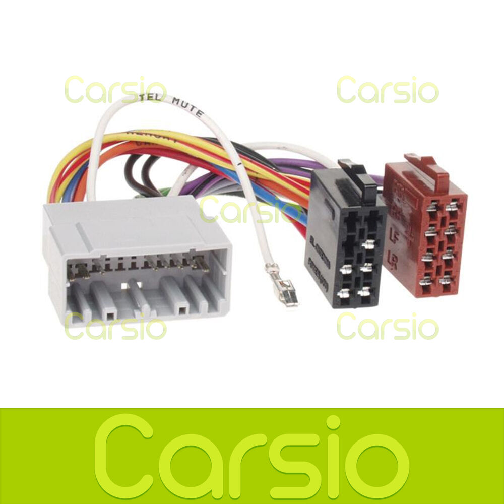 Jeep Grand Cherokee Iso Lead Wiring Harness Connector Stereo Adaptor Peugeot 207 Loom Pc2 79 4 Ebay