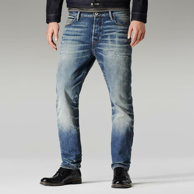 de670989149 Details about G-Star Raw Mens Blades Tapered Jeans 30