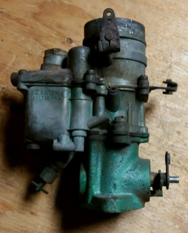 how to clean a generator carburetor