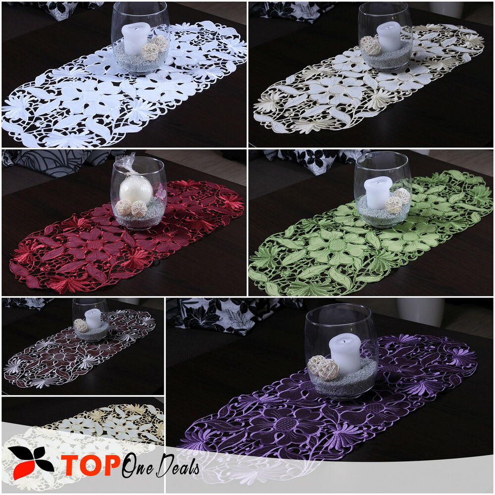 Amazing Oval Table Runners Tablecloths Dining Living Room