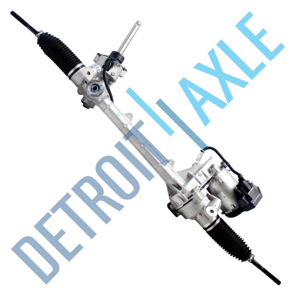 Complete Electric Power Steering Rack And Pinion Assembly ...