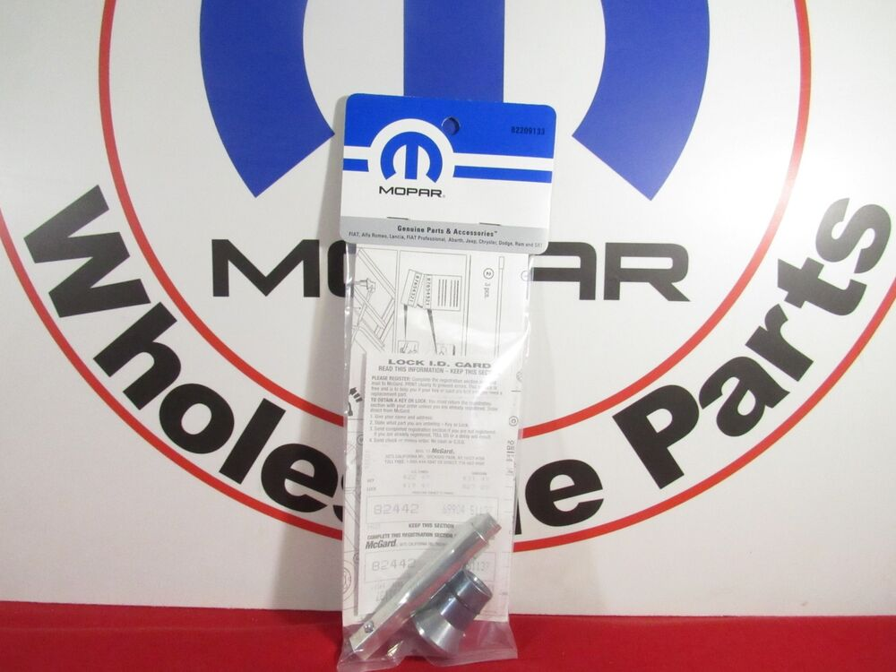 Ram 1500 Accessories >> DODGE RAM 1500 DAKOTA Spare Tire Lock Kit With Key NEW OEM MOPAR | eBay