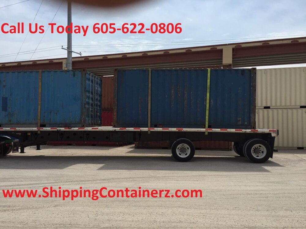 20ft Shipping Container Storage Container Conex Box For