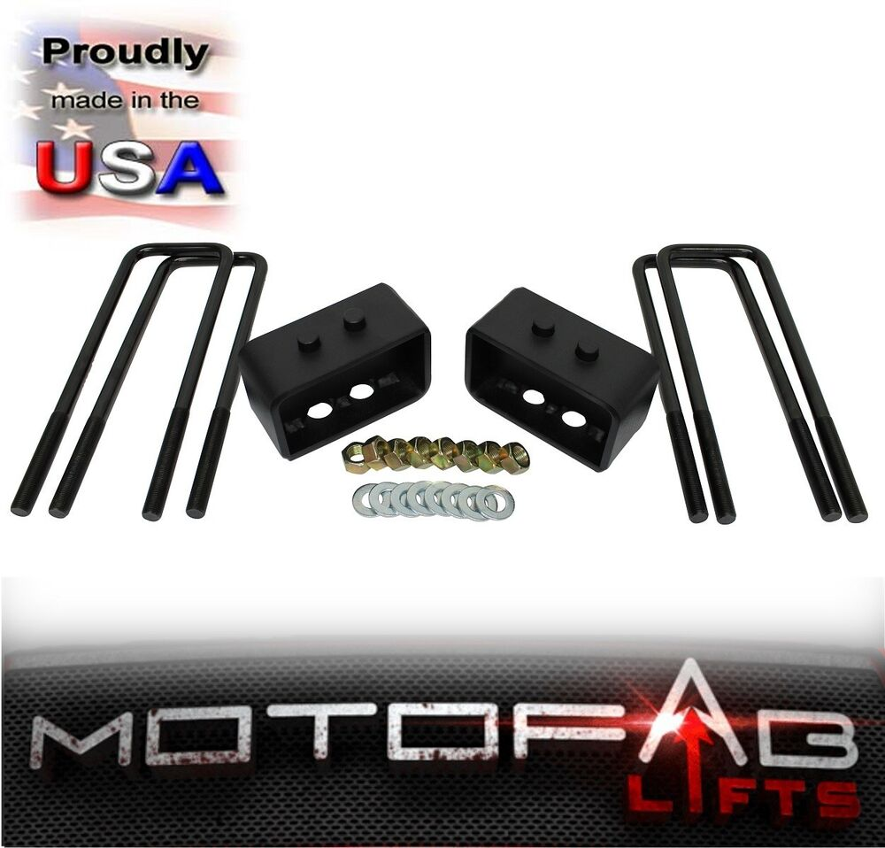 3 Quot Rear Leveling Lift Kit For 2004 2017 Ford F150 2wd 4wd