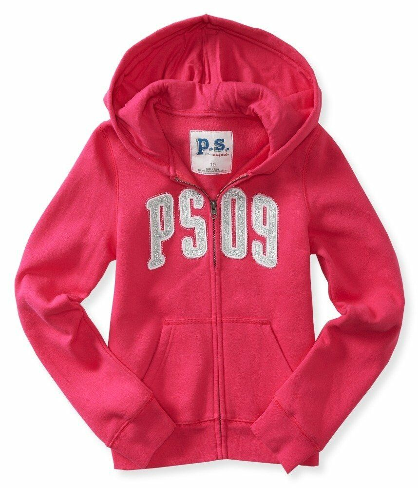 NWT Kids PS Aeropostale Girls Size 8 or 10 Zip-Front PS09 ...