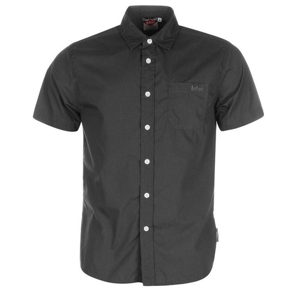 Chemise Manches Longues Homme LEE COOPER Taille S Neuve