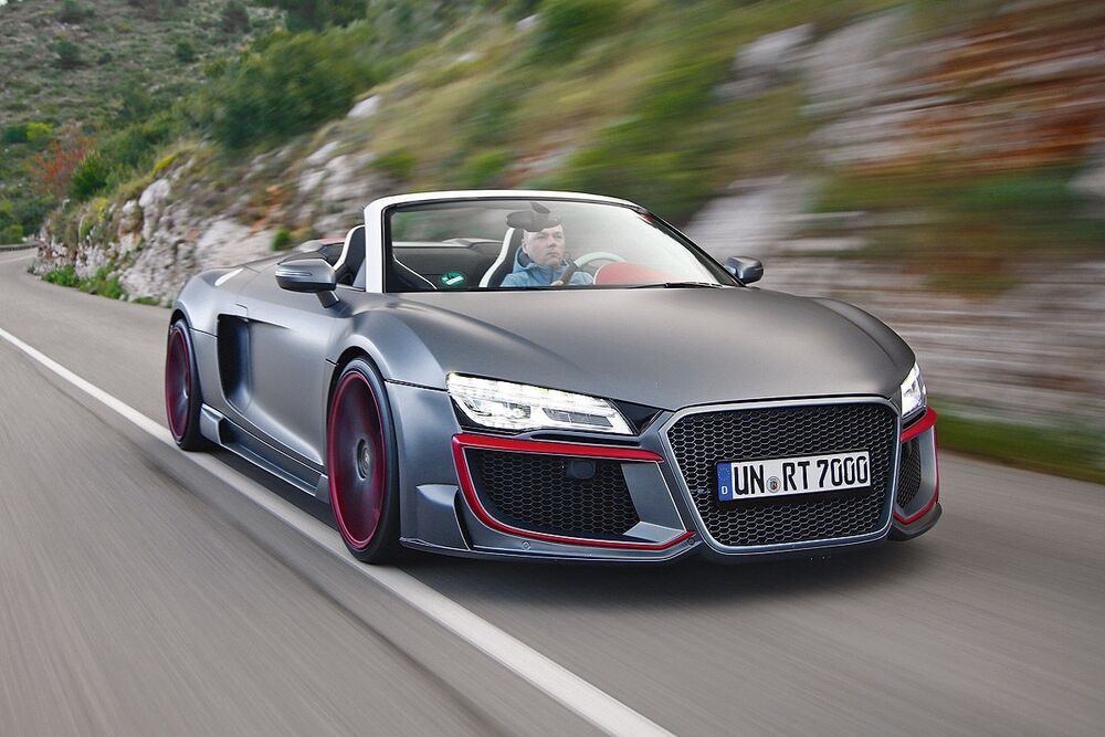 Audi r8 spyder for sale uk