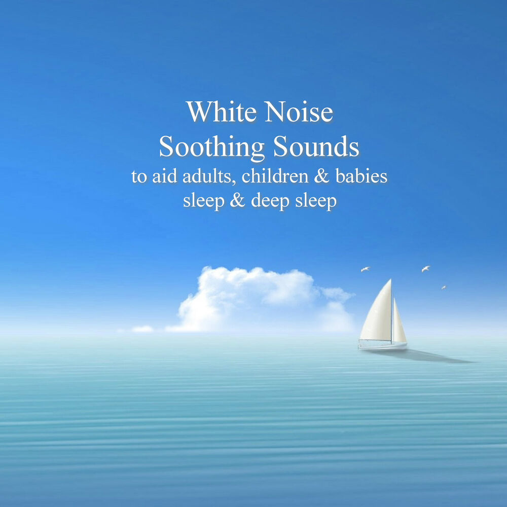 white noise soothing sounds for adults children babies sleep aid cds calming ebay. Black Bedroom Furniture Sets. Home Design Ideas