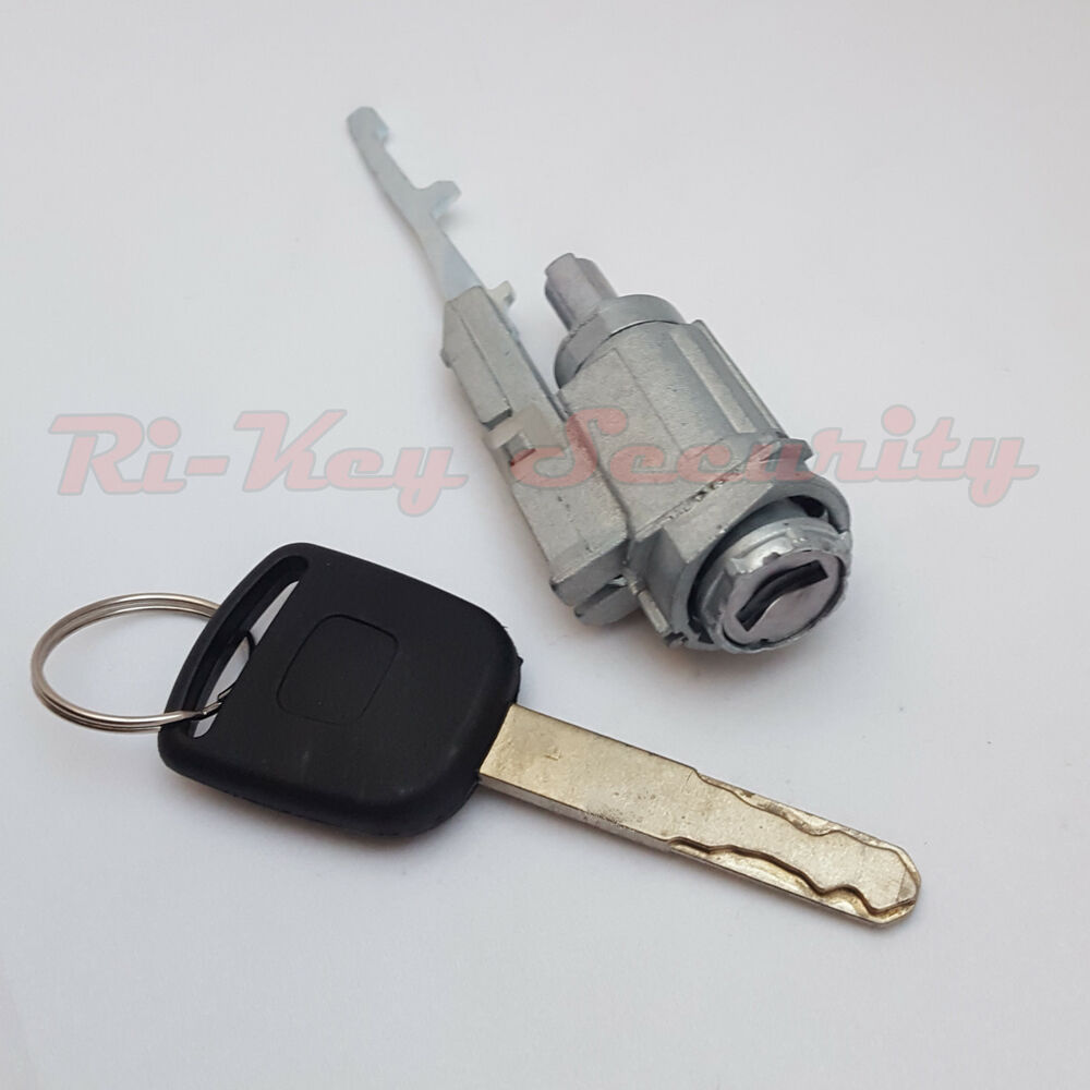 New Aftermarket Ignition Switch Cylinder Lock For Honda