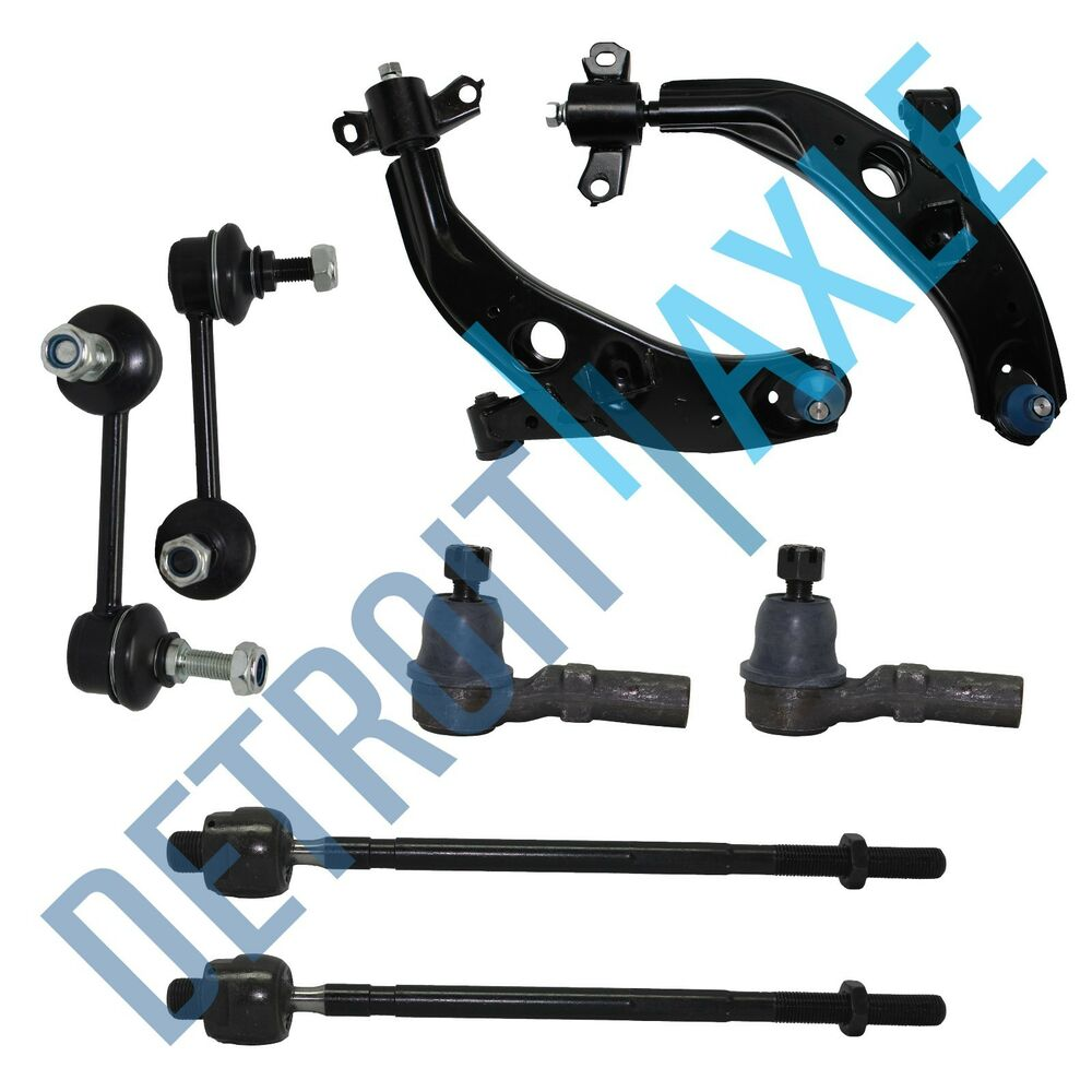 1993 Mazda Mx 6 Suspension: Brand New 8pc Complete Front Suspension Kit For Ford Probe