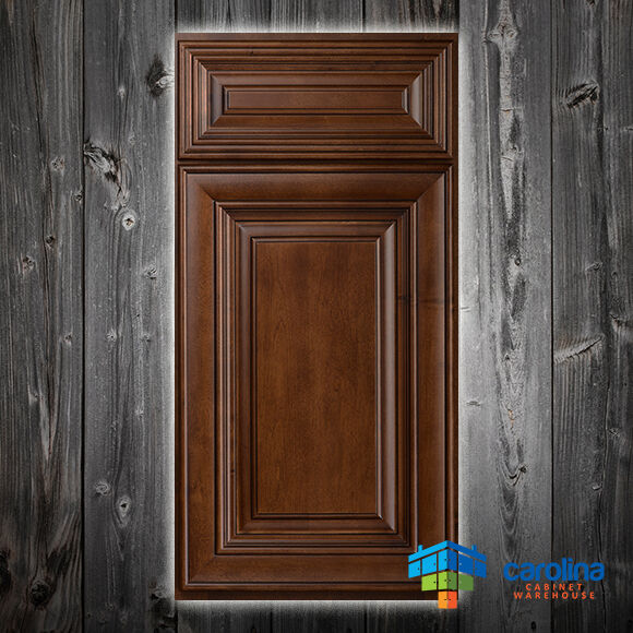 Solid Wood Rta Cabinet Sample Door Hazelnut Wood Kitchen