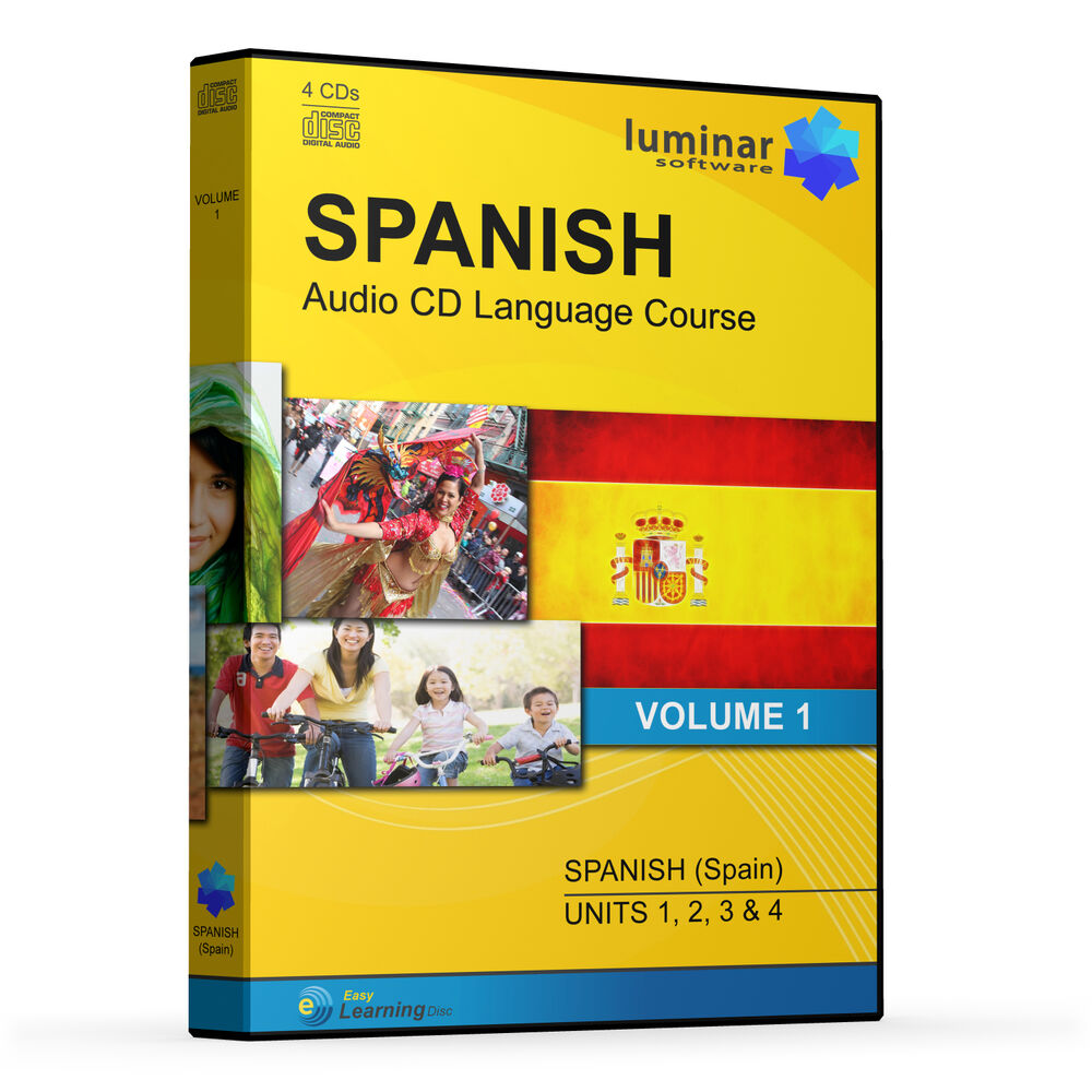 Learn Spanish the Easy Way with These 7 CDs - FluentU
