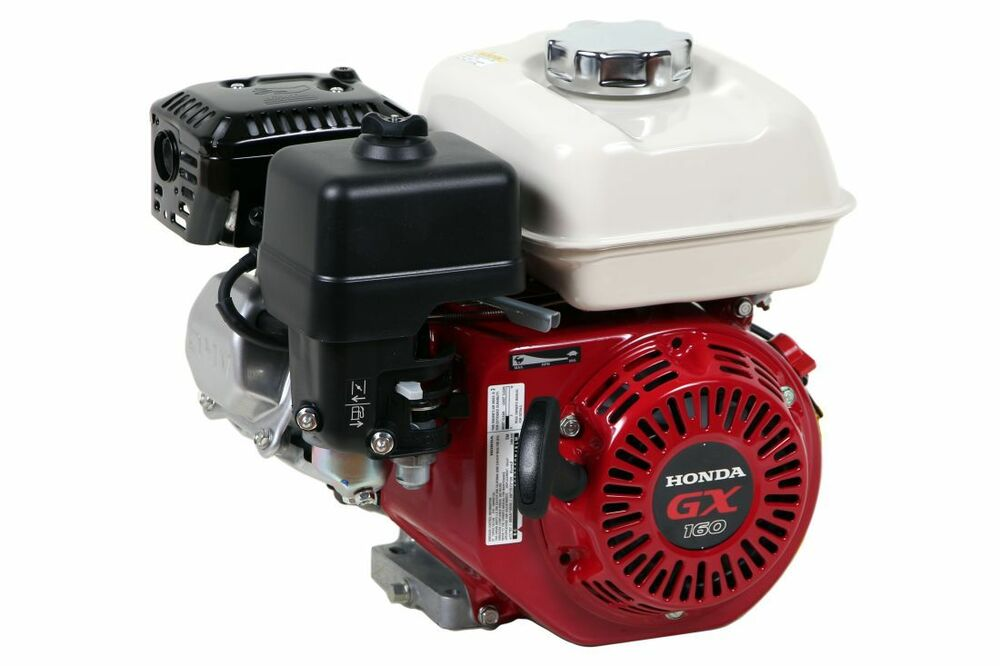 Honda gx160qh gasoline engine ebay for Small honda motors for sale