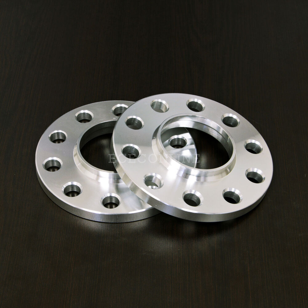 10mm Hubcentric Wheel Spacers 5x120 72 6mm Bore