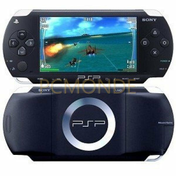 Psp 1000 Psp 2000 : Sony psp k playstation portable system black