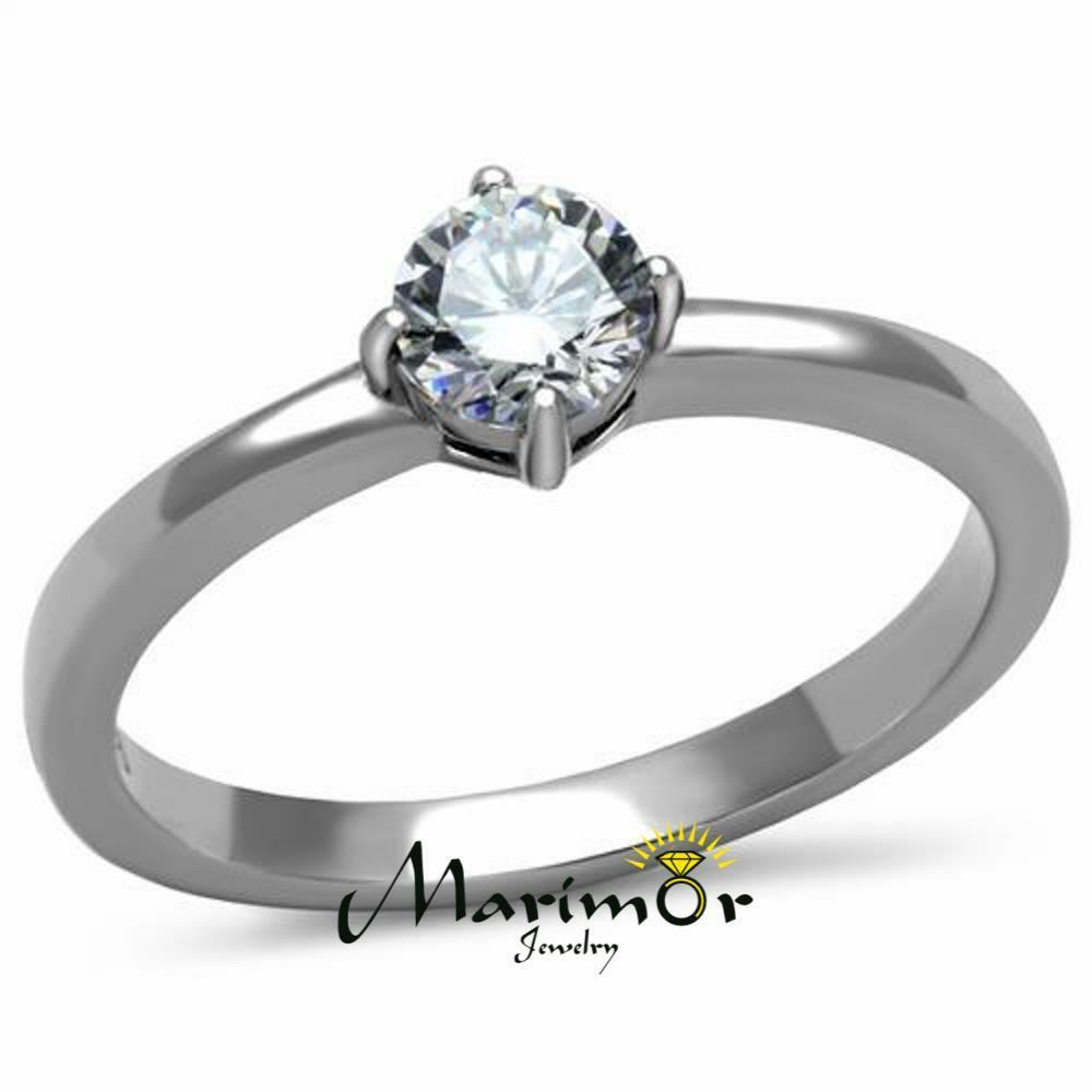 Womens Cubic Zirconia Wedding Rings