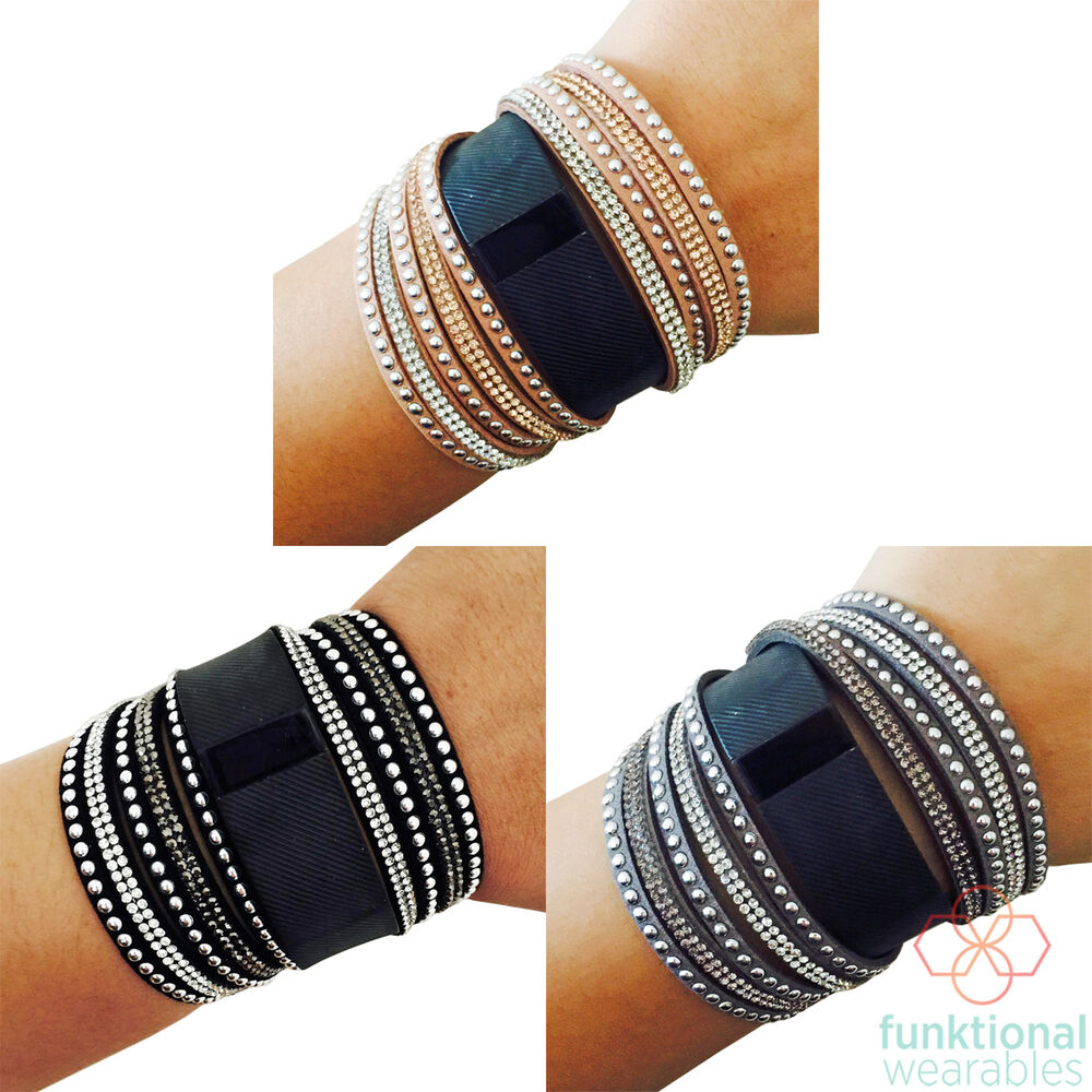 1e55d09aa69a Dress up your Fitbit Charge Charge HR  or ANY Fitness Tracker! -TINLEY  Bracelet