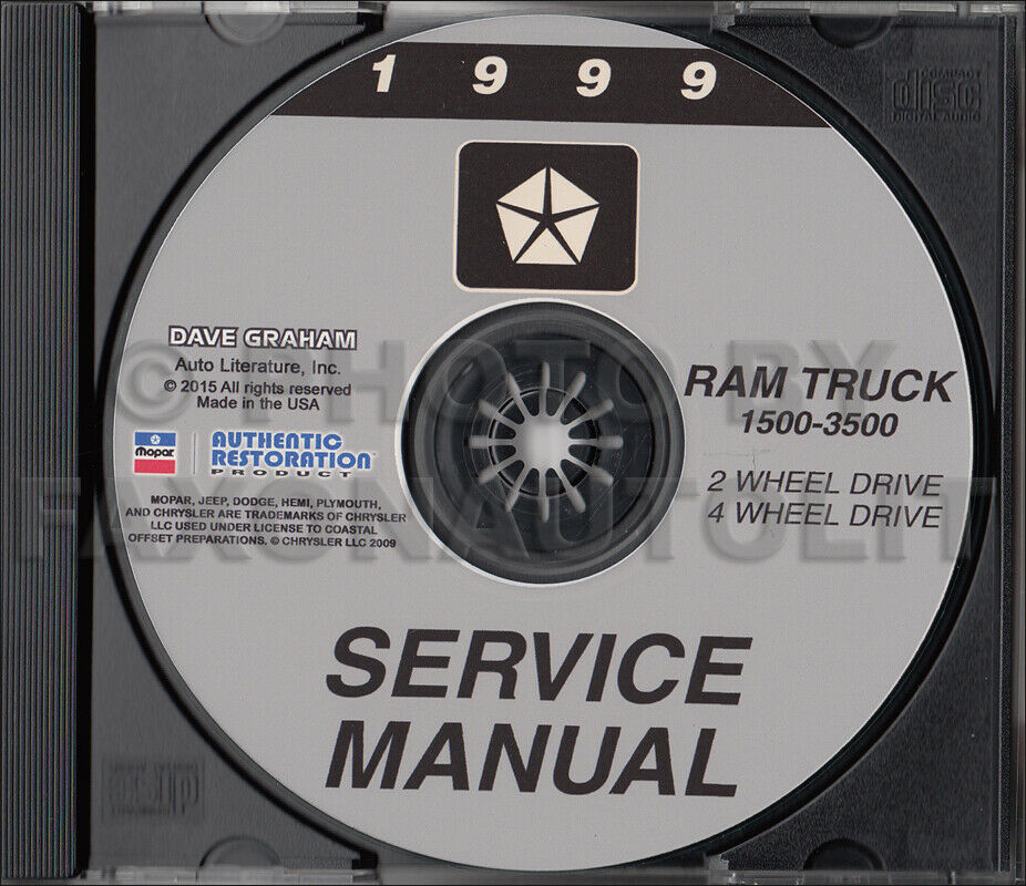 1999 dodge ram truck shop manual cd 1500 2500 3500 gas dodge ram service manual download dodge 3500 service manual