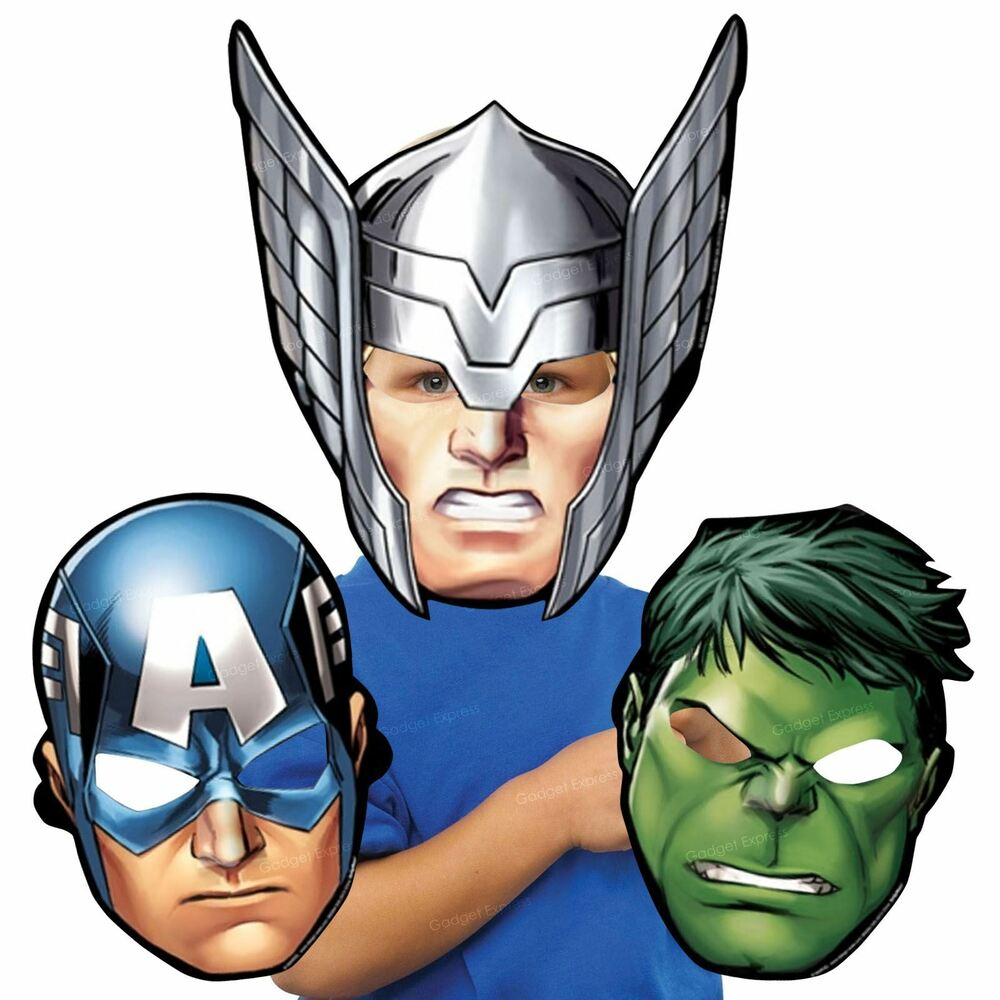 how to make captain america mask