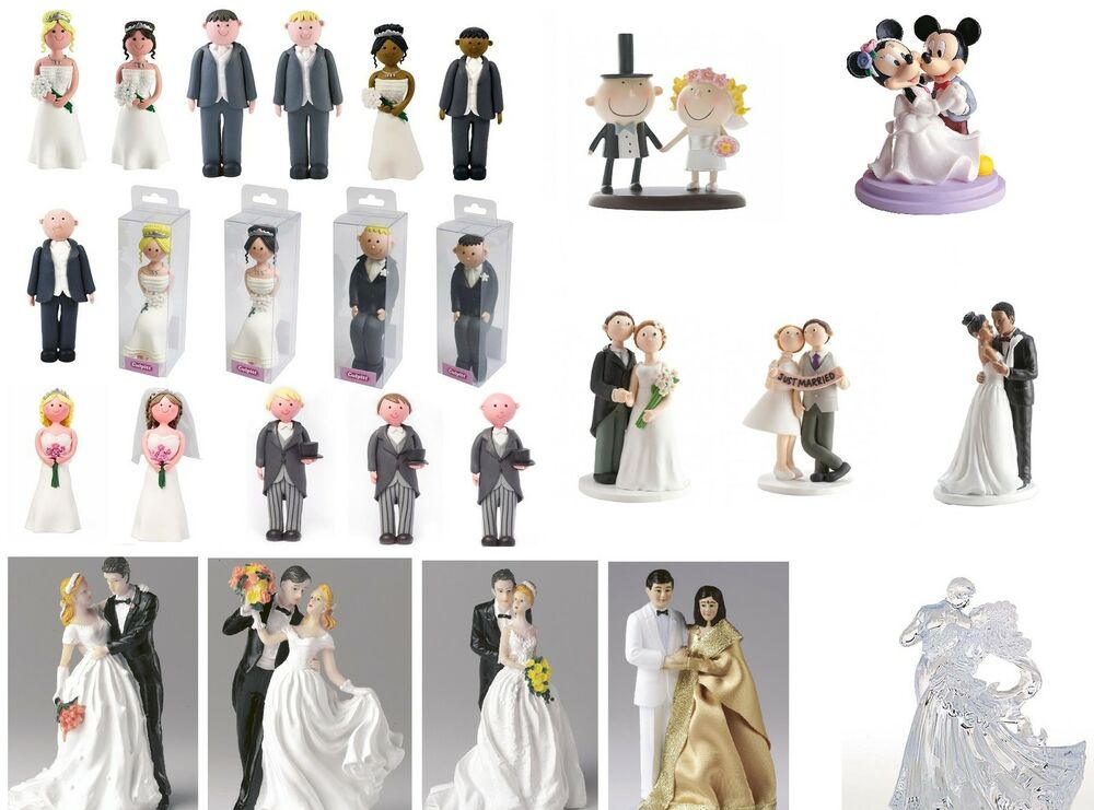 Culpitt Bride Amp Groom Wedding Cake Toppers
