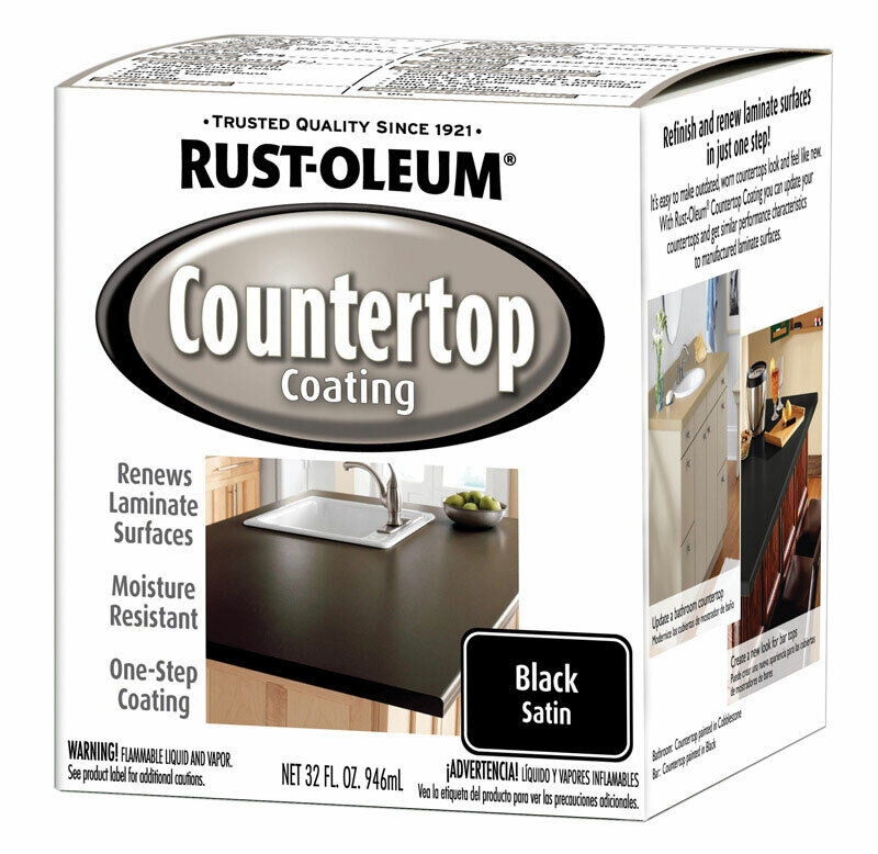 rust oleum countertop coating putty rust oleum 263206 transformations countertop coating 762