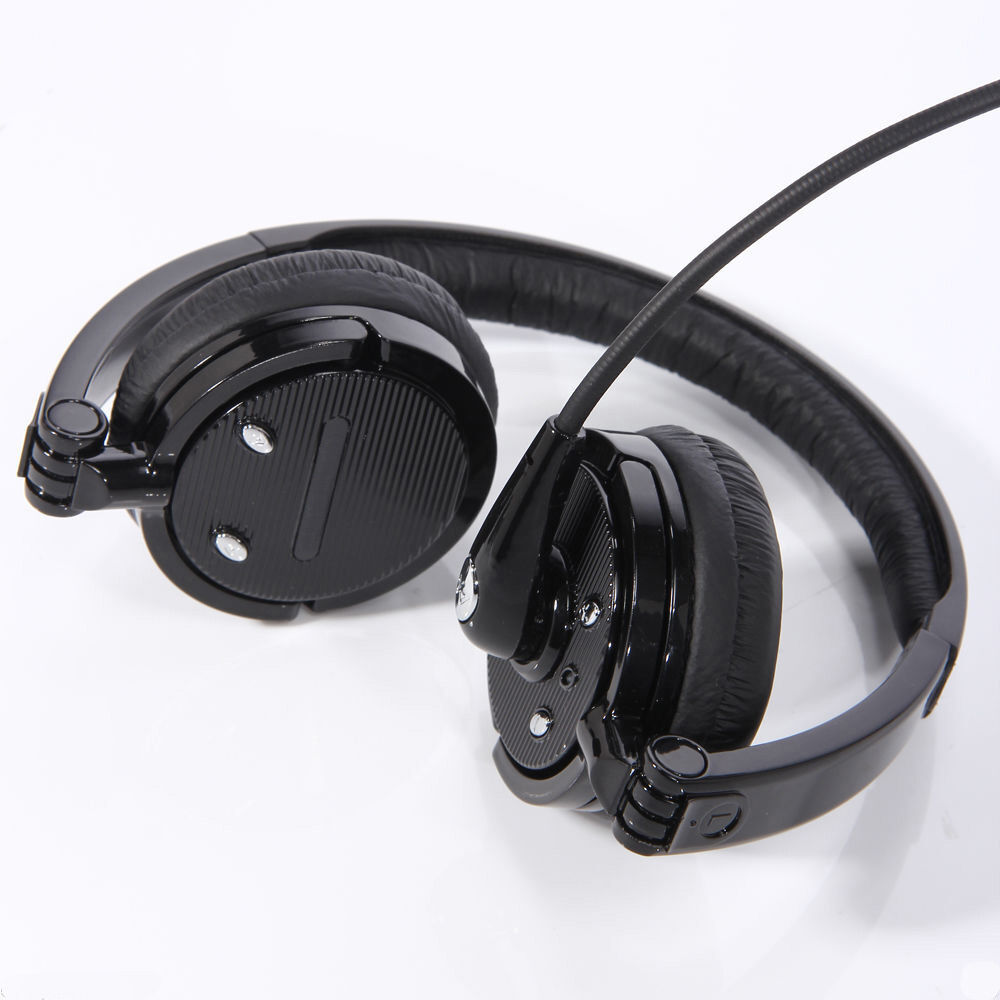 noise cancelling bluetooth 4 1headset mic car charge ebay. Black Bedroom Furniture Sets. Home Design Ideas