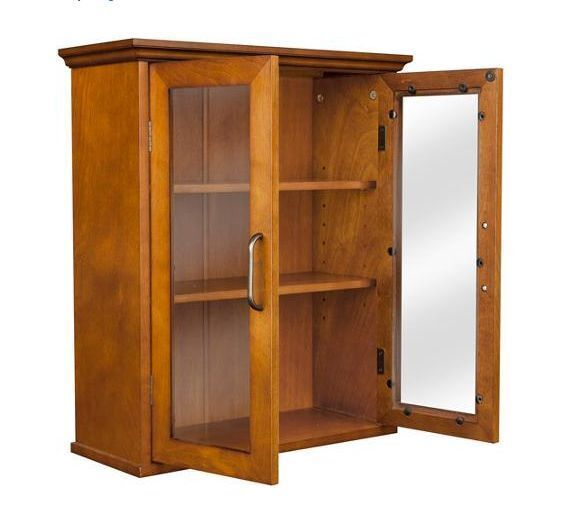 bathroom display cabinet bathroom wall cabinet medicine kitchen shelf cupboard 11468