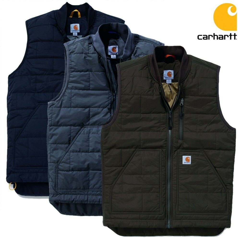 carhartt weste nylon brookville vest wasserabweisend. Black Bedroom Furniture Sets. Home Design Ideas
