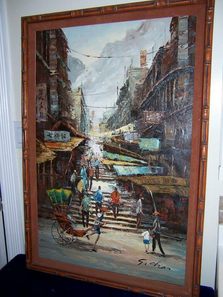 Oil Paintings From China On Ebay