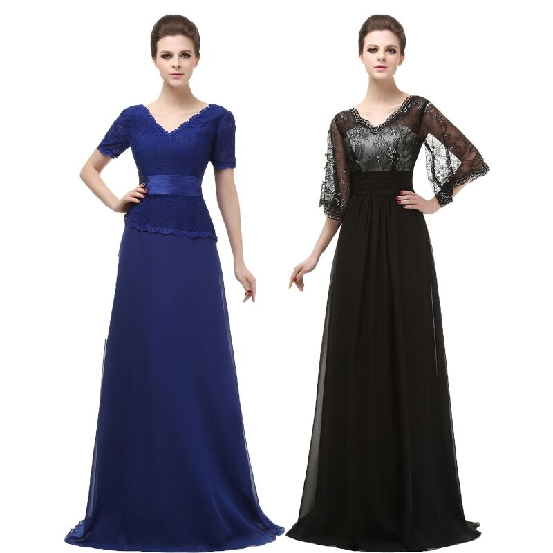 Plus Size Chiffon Mother Of The Bride Dresses Wedding