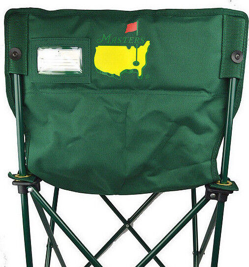 Official Masters Golf Folding Chair From Augusta National