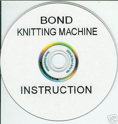 ultimate sweater machine manual