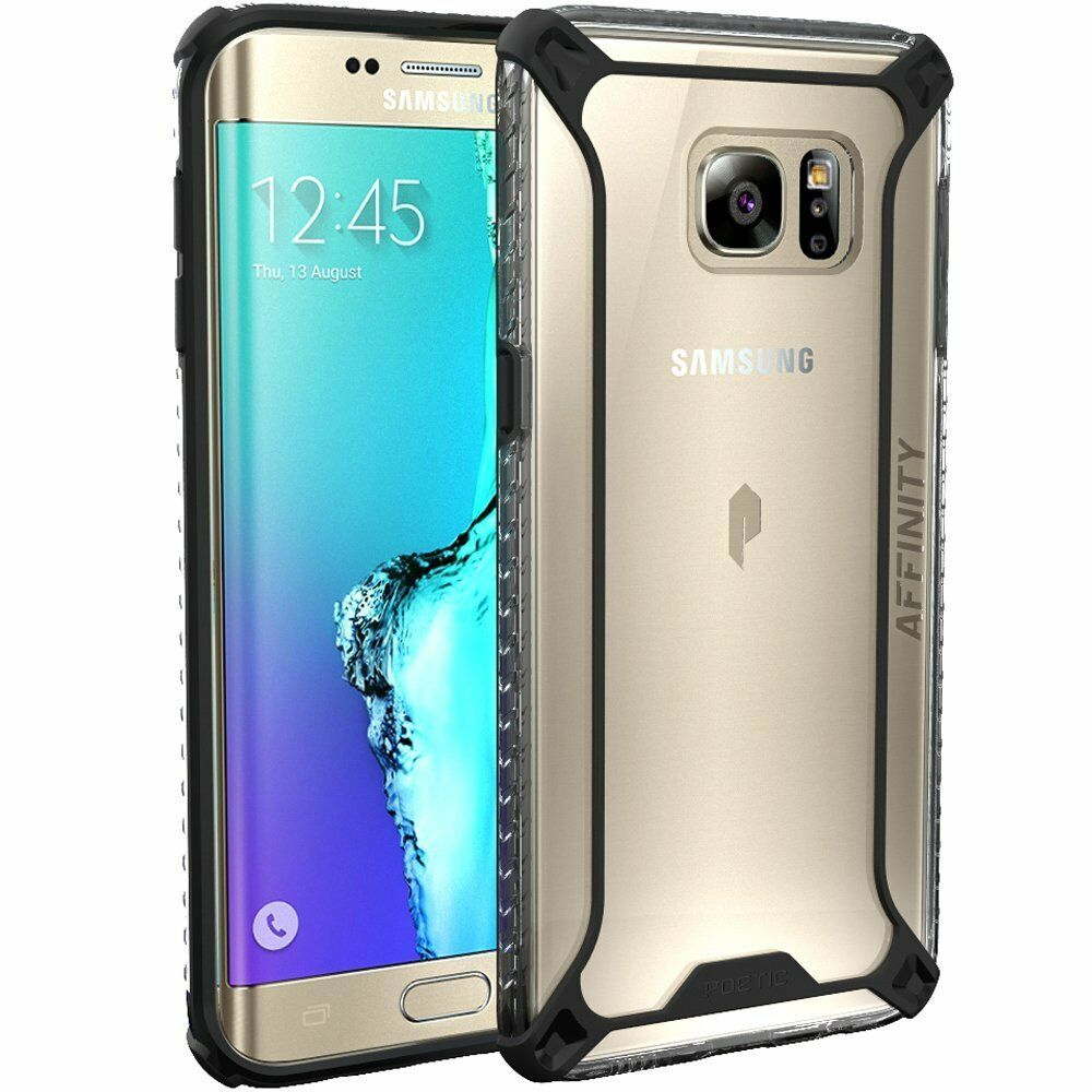 poetic affinity premium thin bumper case for samsung galaxy s6 edge plus ebay. Black Bedroom Furniture Sets. Home Design Ideas